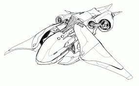 Small Picture Coloring Pages Engaging Halo 5 Coloring Pages Game Sangheili