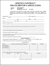 Applications Examples Driver Template Job pa8mgdakra - Truck Resume