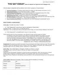 cover letter sat essay format sat essay format sparknotes sat  cover letter cover letter template for examples sat essays essay format examplessat essay format large size