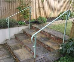 garden steps railings google search outside handrails porch handrails outdoor stair railing