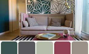 Pareti Bordeaux Immagini : Colori delle pareti la palette per una casa moderna leitv