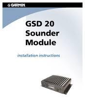garmin gsd 20 installation instructions manual pdf download Garmin GPS Wiring-Diagram at Garmin Gsd 20 Wiring Diagram