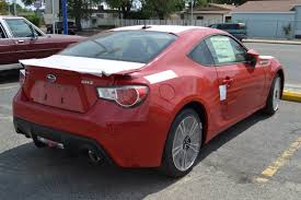 subaru brz red with spoiler.  Spoiler Subaru BRZ Red 5 And Brz Red With Spoiler S
