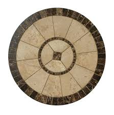 paragon casual freesia 48 round table top