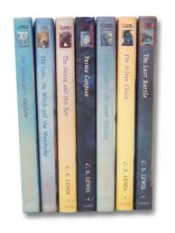 chronicles of narnia seven volume set the magician s nephew the lion the witch and the wardrobe the horse and his boy prince caspian the voyage of the