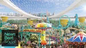 underwater water park. Nickelodeon Plans Underwater Resort On Palawan Water Park A