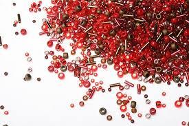 <b>Бисер TOHO</b> (<b>Япония</b>) <b>№3218</b> красно-бронзовый MIX 5 - купить ...