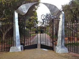 Bent Metal | St Kilda Botanical Gardens ...