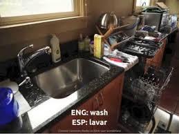 leaf spanish phonic flashcards household chores youtube