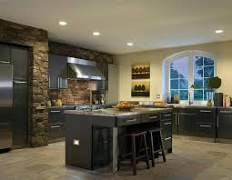 full image for kitchen recessed lighting size spacing from wall best for