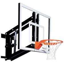goalsetter garage wall mount basketball goal system