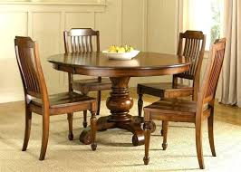 dining table sets round logotypyco round pedestal dining table set cherry pedestal dining table set