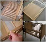 Детская кроватка что с ней сделать