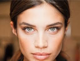 the eye makeup guys like just mascara