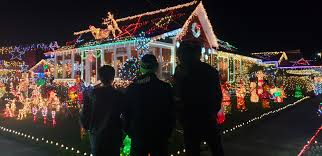 Christmas Lights In Olympia Washington Where To See Holiday Lights In Centralia Chehalis And Lewis