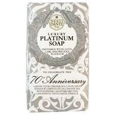 <b>Nesti Dante</b> 70th <b>Anniversary</b> Platinum Natural Soap, 250g at John ...