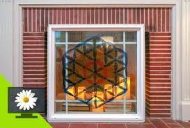 positive stained glass fireplace screen h0663966 stained glass fireplace screen new design free stained glass fireplace
