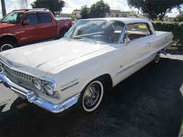 1963 Chevrolet Impala SS for Sale | ClassicCars.com | CC-937726