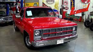 1980 GMC Hot Rod Pickup Mondello Built 455 Olds V8 - YouTube