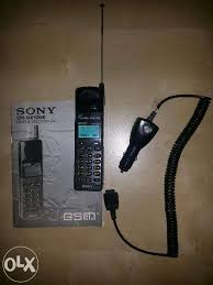 Telefon colectie an 1997 Sony CMDX 1000 ...