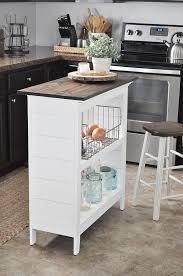 diy bookcase kitchen island. DIY Bookshelf Kitchen Island Via Little Glass Jar Diy Bookcase L