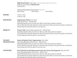100 Targeted Resume Template Ba Sample Resume Resume Cv