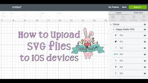 How To Load Svg Files To Iphone And Ipad Tablet Tutorial With Izip Youtube
