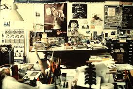 the eames office. A Few Shots From The Offices Of Ray And Charles Eames - 9 Office