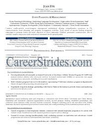 corporate event planner resume objective equations solver cover letter event manager resume sle for