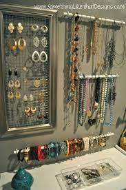 Organizadores que decoran y funcionan  Decoracin de Interiores |  Opendeco. Organizing JewelryOrganizing IdeasDiy Jewelry Organizer ...