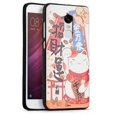 Купить <b>Силиконовый бампер</b> для <b>Xiaomi Redmi</b> Note 4 (Кот) с ...