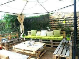 deck made out of pallets deck out of pallets pallet deck fabulous patio furniture made out