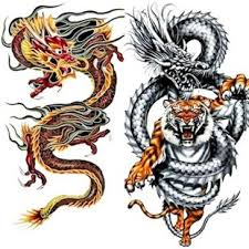 Dragon Tattoo Vzory Slunečnicecz