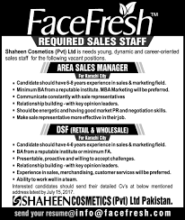 Area Sales Managers And Dsf Retail Job Opportunity 2017 Jobs