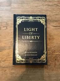 Details About Light Of Liberty Hardcover 2017 Justin Nicholson Donnie Swaggart Ministries New