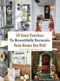 26 cozy touches to beautifully decorate
