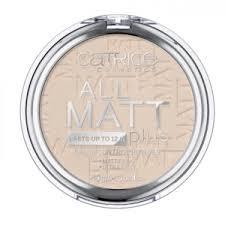 <b>Пудра Catrice</b> Матирующая All Matt Plus Shine Control <b>Powder</b> ...