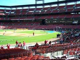 Cardinals Stadium Seating Chart Arizona Busch Stadium Seating Universalcity Co