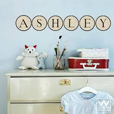 alphabet wall decal typewriter alphabet letters monogram removable reusable wall stickers alphabet wall decals for playroom
