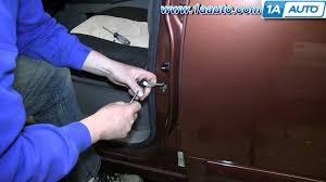 how to install replace door jamb interior light switch nissan an and armada you