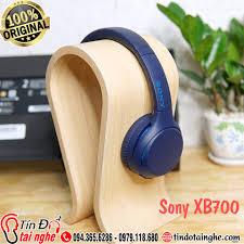 Tín Đồ Tai Nghe - Tai Nghe Chính Hãng Giá Rẻ - 💥 Tai Nghe Bluetooth Sony  WH-XB700 | Like New --------------------- - Chiếc tai nghe On ear Extrabass  hoàn hảo của