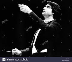Riccardo Muti Stockfotografie - Alamy