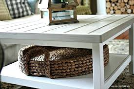 ikea basket coffee table large size of side table with baskets topic to led coffee