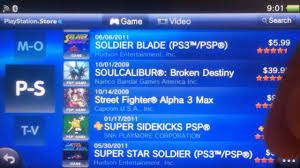 PS Vita] US Playstation Store FULL Tour! - YouTube