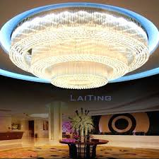 crystal chandelier reception hall and eimat co with banquet new