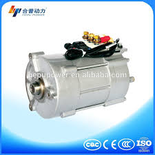 Hpq3 60a 3kw Small Electric Generator MotorElectric Motor Driven