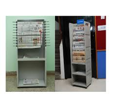 Newspaper rack 1 Shelf To Supply The Ever Rising Needs Of Our Customers We Are Occupied In Offering Wide Range Of Newspaper Stand We Are Known Manufacturer And Supplier Of Ebay Shape Engineers Heavy Duty Rack News Paper Stand