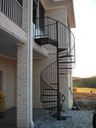 24 photos gallery of ideas for outdoor spiral staircase