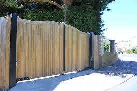 courtyard gates premium wooden courtyard gates