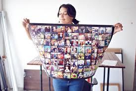 21 cool tasteful photo display ideas beyond just framing them